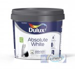 DULUX ABSOLUTE WHITE 5L
