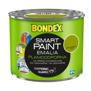 BONDEX SMART PAINT EMALIA PLAMOODPORNA Aby Do Wiosny 0,5l