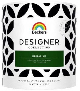 BECKERS DESIGNER COLLECTION HERBARIUM 2,5L