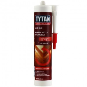 TYTAN KIT DO PARKIETU I PANELI SOSNA 310ML