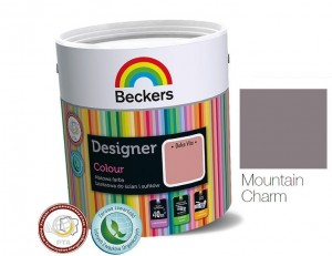 BECKERS DESIGNER COLOUR MOUNTAIN CHARM 2.5l