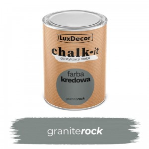 LuxDecor Farba Kredowa Chalk-It Granite Rock 0,75 L