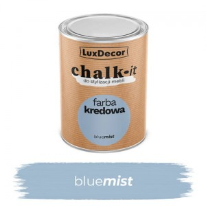 LuxDecor Farba Kredowa Chalk-It Blue Mist 0,75 L