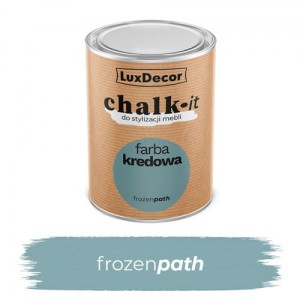 LuxDecor Farba Kredowa Chalk-It Frozen Path 0,75 L