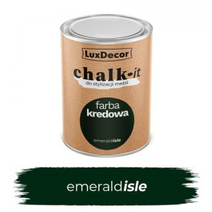 LuxDecor Farba Kredowa Chalk-It Emerald Isle 0,75 L
