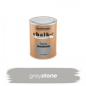 LuxDecor Farba Kredowa Chalk-It Grey Stone 125 ML