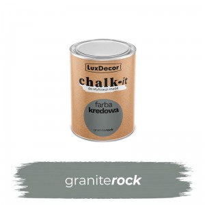 LuxDecor Farba Kredowa Chalk-It Granite Rock 125 ML
