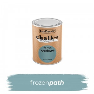 LuxDecor Farba Kredowa Chalk-It Frozen Path 125 ML
