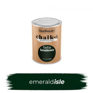 LuxDecor Farba Kredowa Chalk-It Emerald Isle 125 ML