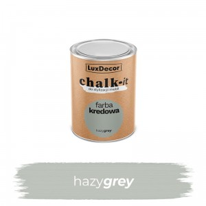 LuxDecor Farba Kredowa Chalk-It Hazy Grey 125 ML