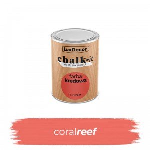 LuxDecor Farba Kredowa Chalk-It Coral Reef 125 ML