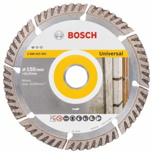 Bosch Diamentowa tarcza do betonu ECO for Universal 150mm