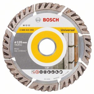 Bosch Diamentowa tarcza do betonu ECO for Universal 125mm