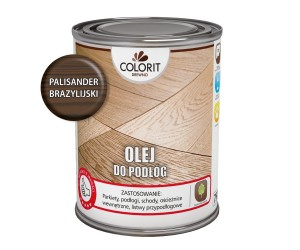 COLORIT Olej do podłóg PALISANDER BRAZYLIJSKI 750ML
