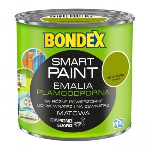 BONDEX SMART PAINT EMALIA PLAMOODPORNA Aby Do Wiosny 0,2l