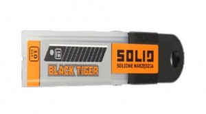 SOLID Ostrza BLACK TIGER 18mm BLISTER