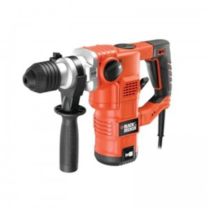 BLACK&DECKER Młotowiertarka SDS-Plus 1250 W KD1250K-QS