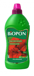 BIOPON NAWÓZ DO PELARGONII 1L