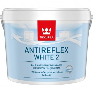 TIKKURILA ANTIREFLEX WHITE 2,3 L