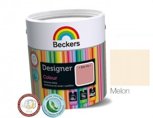 BECKERS DESIGNER COLOUR MELON 5L