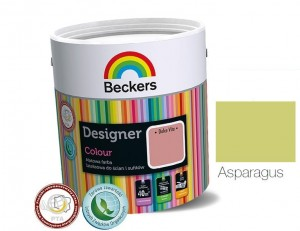 BECKERS DESIGNER COLOUR ASPARAGUS 5L