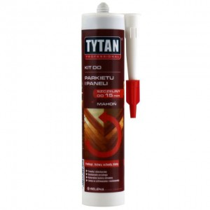 TYTAN KIT DO PARKIETU I PANELI MAHOŃ 310ML