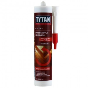 TYTAN KIT DO PARKIETU I PANELI WENGE 310ML
