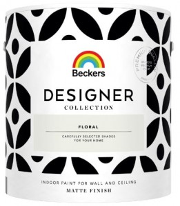 BECKERS DESIGNER COLLECTION FLORAL 2,5L