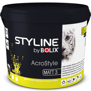 STYLINE BOLIX ACROSTYLE SUPER COLOR BASE 00 2,7L