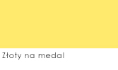 Złoty na medal