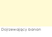 Dojrzewający banan