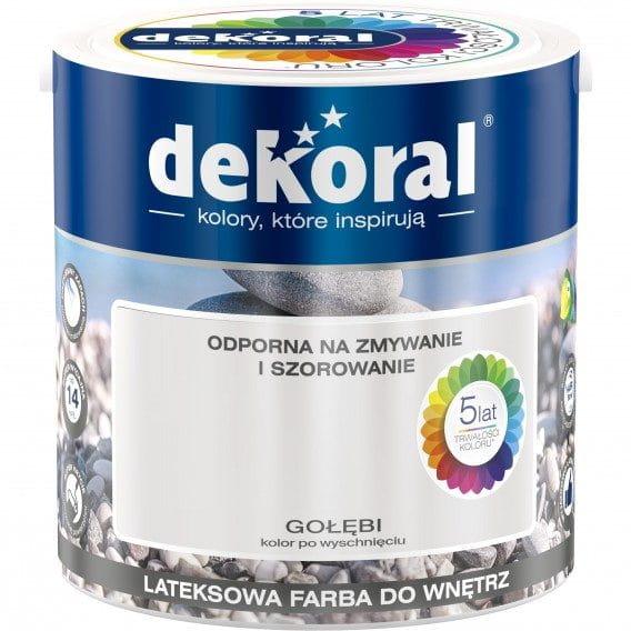 Dekoral Akrylit W Gołębi 25l