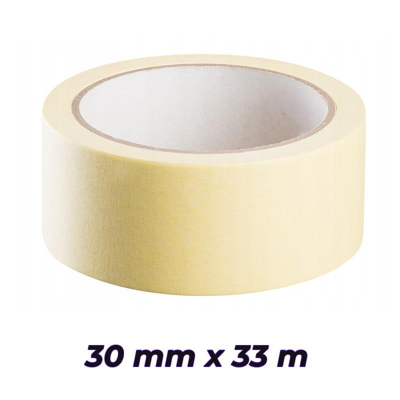 KAEM taśma papierowa malarska 30mm x 33m