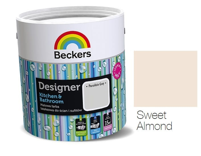 BECKERS DESIGNER KITCHEN & BATHROOM SWEET ALMOND 2,5 L