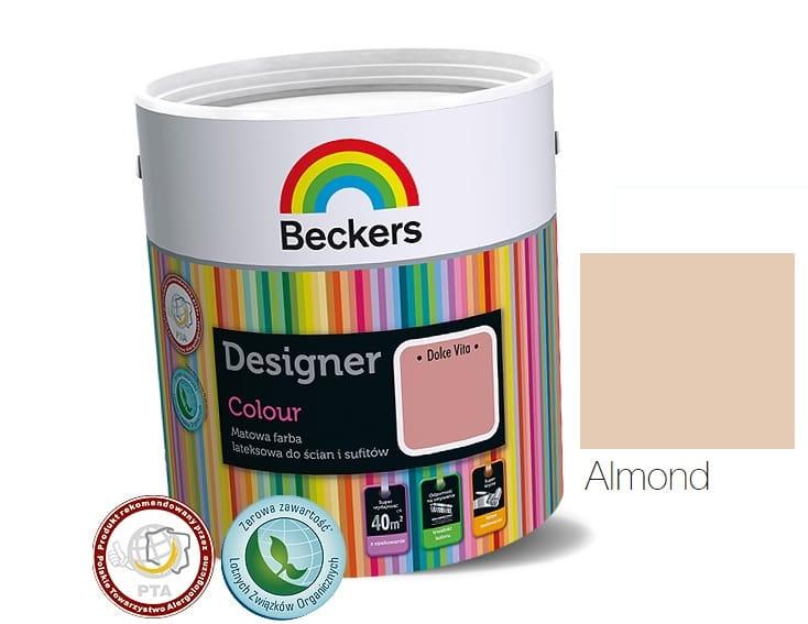 BECKERS DESIGNER COLOUR ALMOND 2,5L